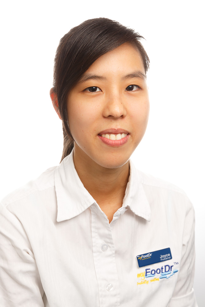 Joyce Ko, Podiatrist at my FootDr podiatry centres Camp Hill