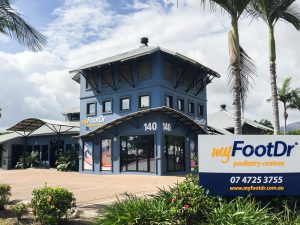 my FootDr podiatry centres Townsville