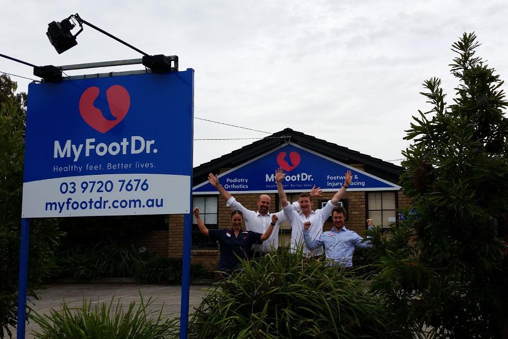 Wantirna My FootDr Clinic