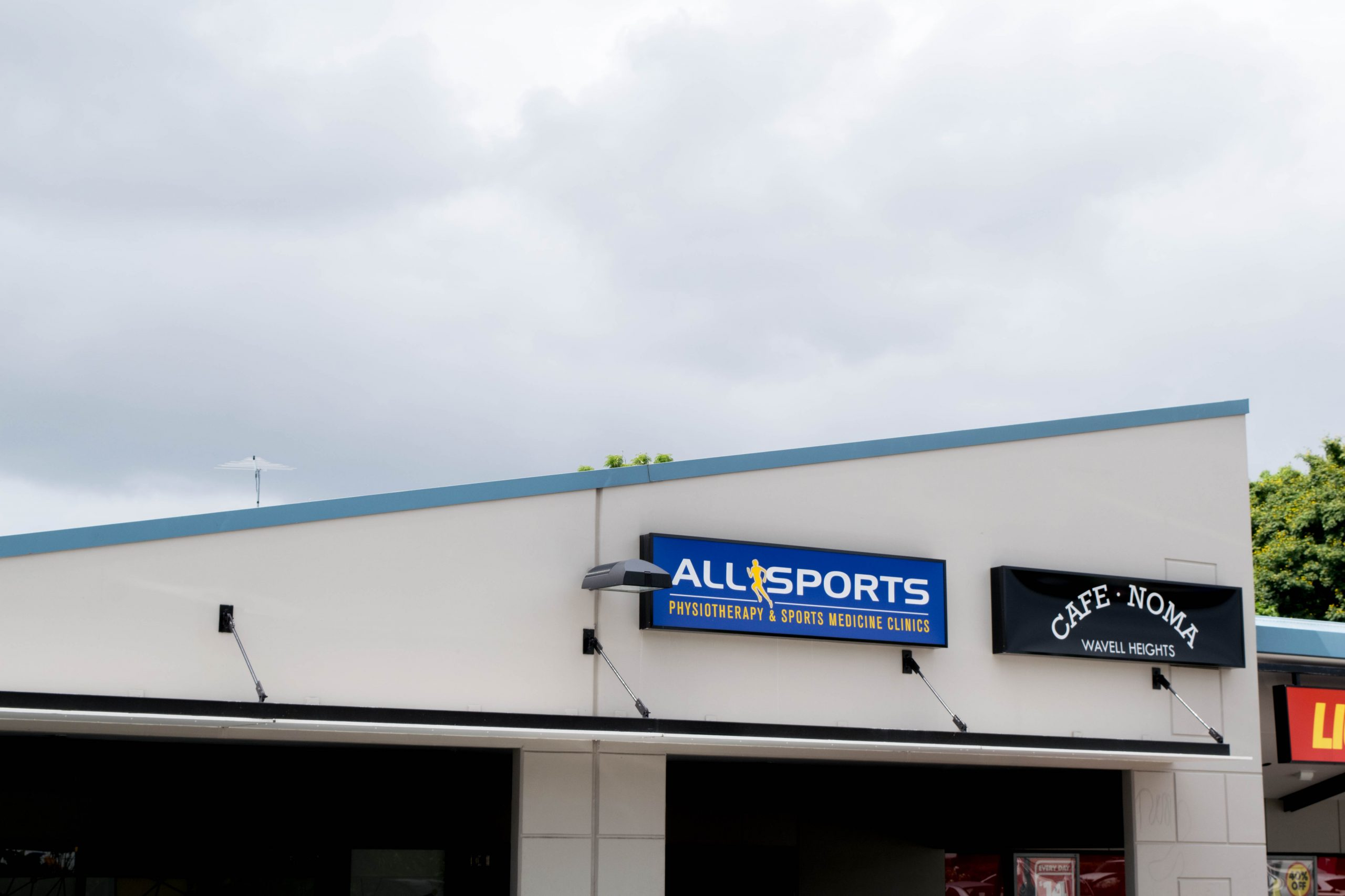 Allsports Podiatry Wavell Heights