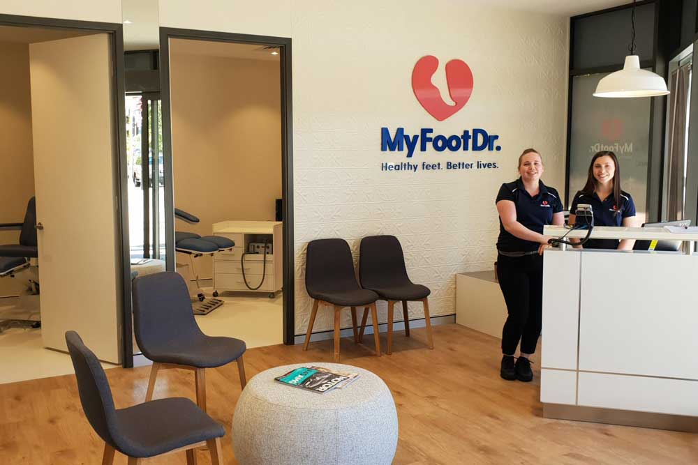 My FootDr Podiatry Clinic West Perth