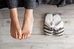 Winter Foot health