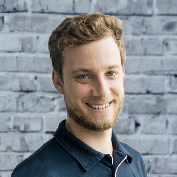 Podiatrist Andrew Pratt