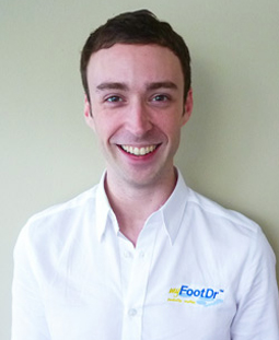 Niall Wafer, Osteopath, Singapore
