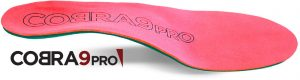 Cobra9 Pro Cycling Orthotics