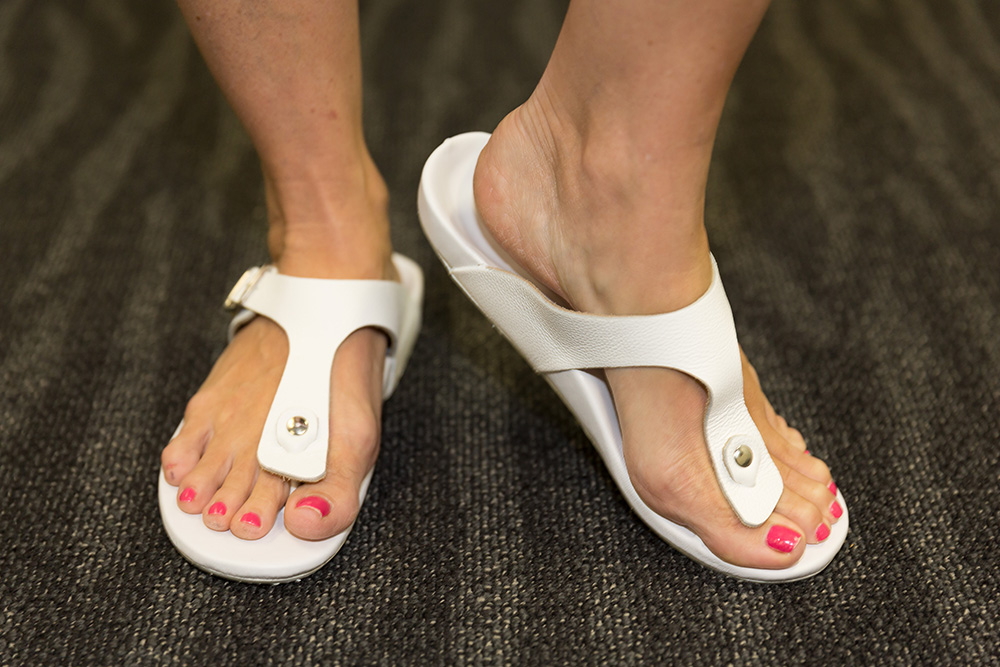 Custom Orthotic Sandals