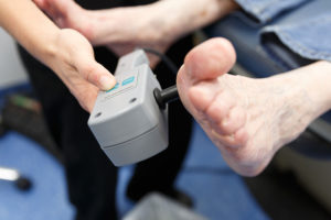 Diabetes and Footcare