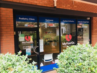 My FootDr Podiatry Clinic Fortitude Valley