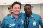 Kemar Roach - West Indian & Brisbane Heat Champion Fast Bowler