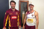 Michael Neser & Nathan Readon - Queensland Bulls