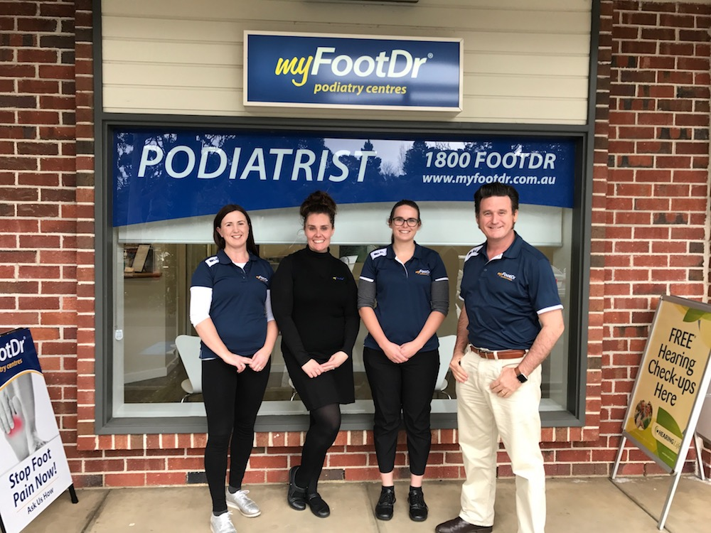 My FootDr Podiatry Stirling Adelaide