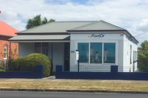 my FootDr podiatry centres, Devonport