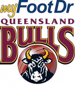 my FootDr Queensland Bulls