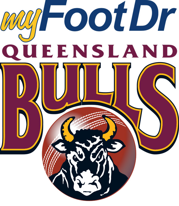 my FootDr Queensland Bulls partnership