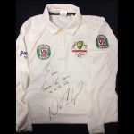 In appreciation from Nathan Lyon - Right Arm Off Spinner - Cricket Australia