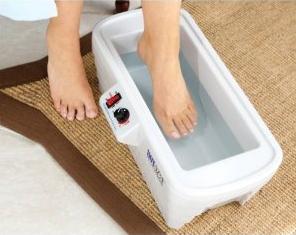 Paraffin Wax Bath Treatment