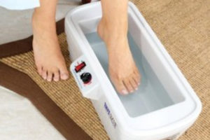 Paraffin Wax Bath Treatment