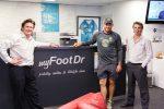 Ryan Harris - Right Arm Fast Bowler - Cricket Australia / Brisbane Heat