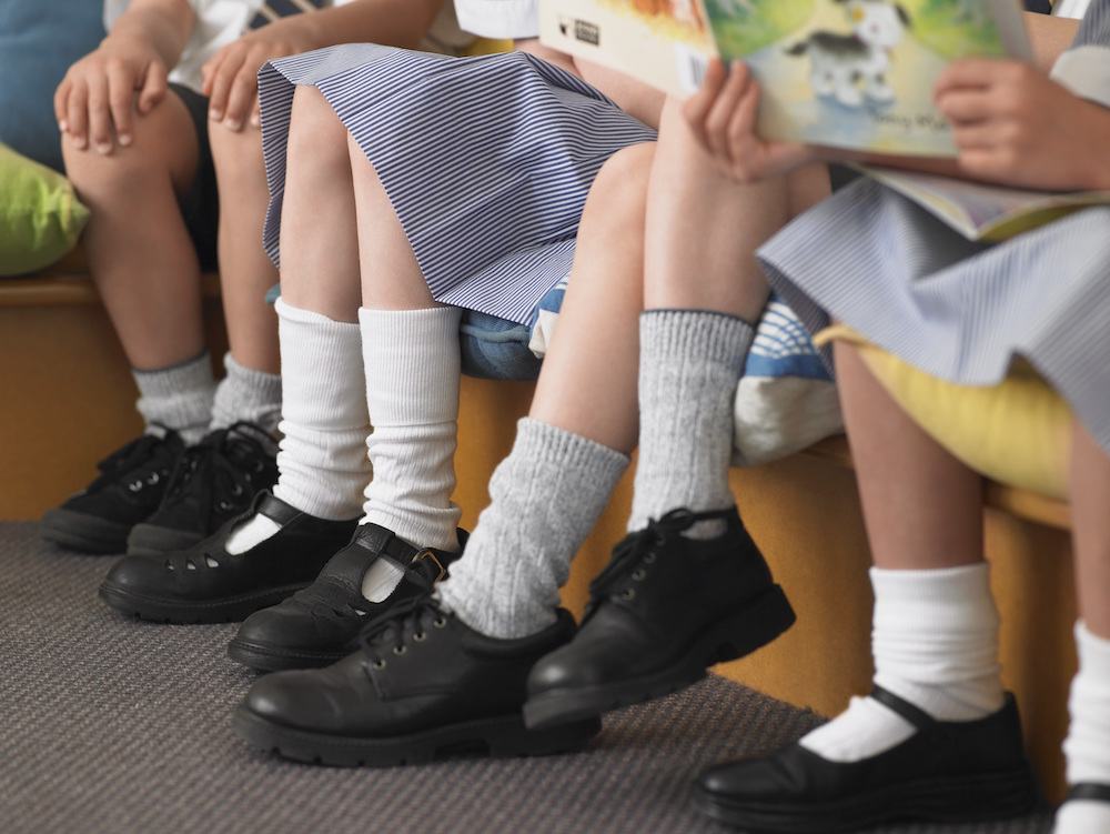 Back To School Kids Shoes